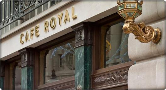 فندق كافيه رويال لندن