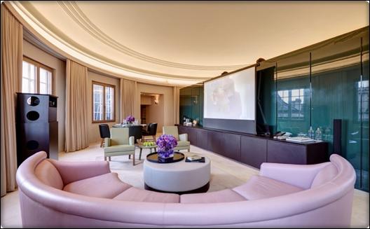 غرف فندق كافيه رويال لندن
