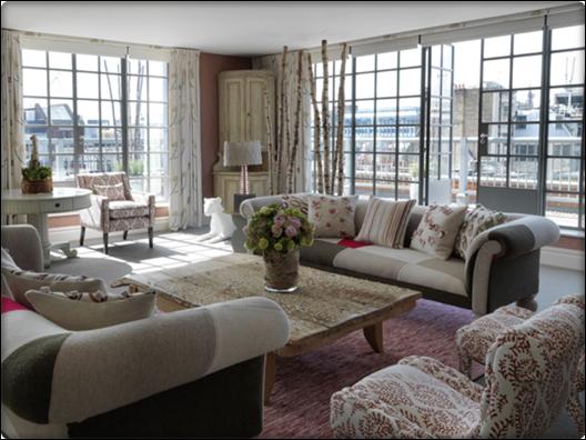 غرف فندق ذا سوهو لندن