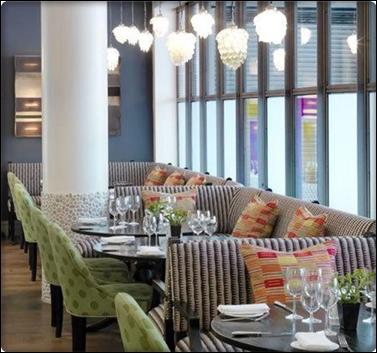 مطعم فندق ذا سوهو لندن