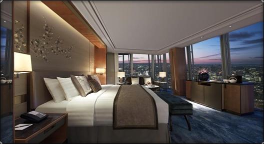 فندق شنقريلا لندن