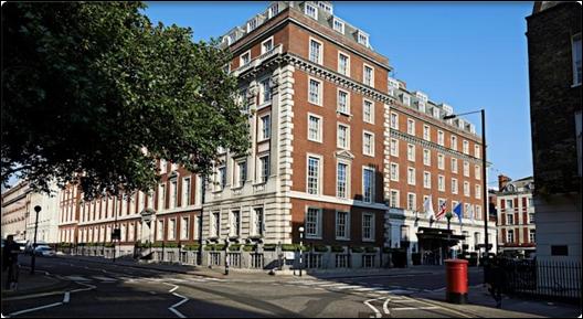 فندق ماريوت لندن غروفنور سكوير