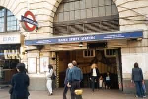 محطة اندرقراوند لندن