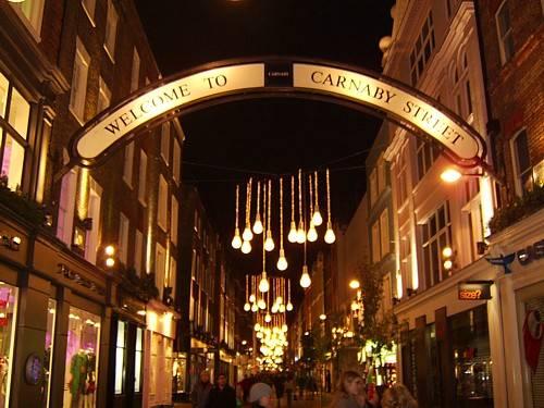 كارنباي ستريت لندن