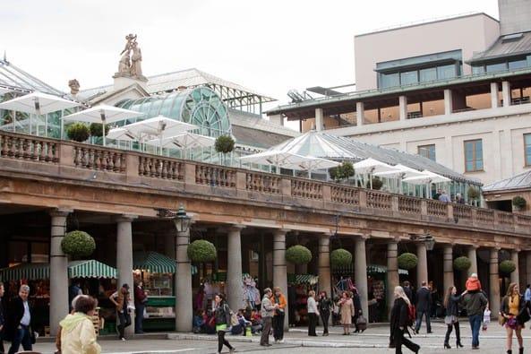 كوڤنت جاردن Covent Garden