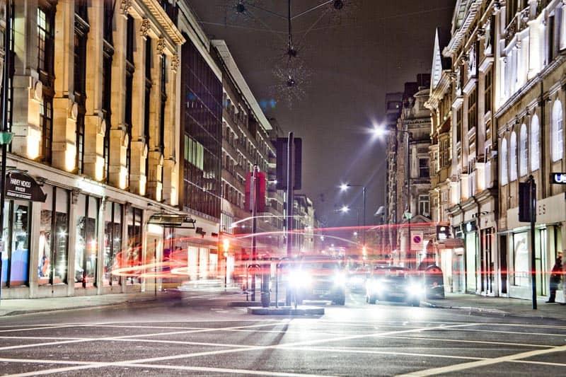 وشارع صلون ستريت Sloan Street