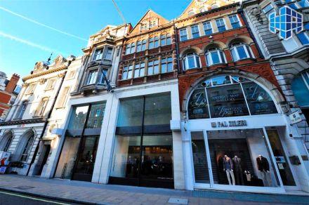 شارع التسوق في لندن